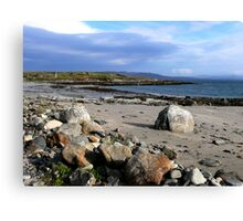 From the Island Canvas Print