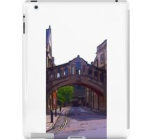 Oxford Bridge of Sighs iPad Case/Skin