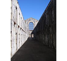 Trial Bay Gaol 2nd wing. Photographic Print