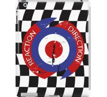 Direction Reaction Retro Mod iPad Case/Skin