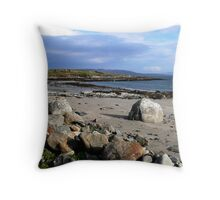 From the Island Throw Pillow