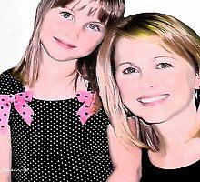Bailey & Nana by Carla Jensen