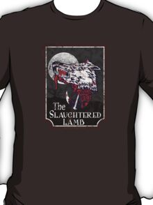 Slaughtered Lamb T-Shirt