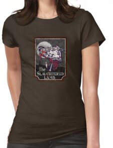 Slaughtered Lamb Womens Fitted T-Shirt