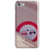 Duna Punta Paloma (Tarifa, España) iPhone Case/Skin