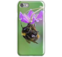 Bumble Bee - Square Picture iPhone Case/Skin
