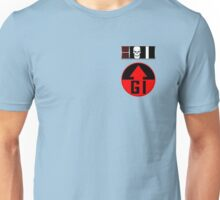 Helm BioChip and GI Badge Unisex T-Shirt