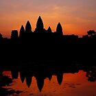 Angkor Sunrise by imagesbyjillian