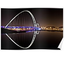 Infinity Bridge - Stockton Poster