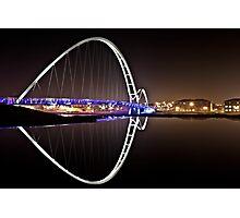 Infinity Bridge - Stockton Photographic Print