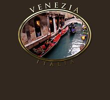 Canal in Venice, Italy Unisex T-Shirt