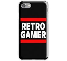 Retro Gamer iPhone Case/Skin