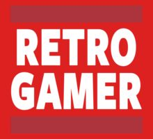 Retro Gamer One Piece - Short Sleeve