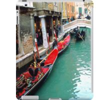 Canal in Venice, Italy iPad Case/Skin