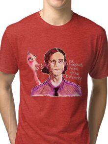 Reid/Gubler imaginary friend Tri-blend T-Shirt