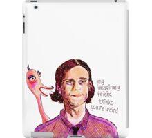 Reid/Gubler imaginary friend iPad Case/Skin