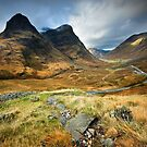Scotland : Shadow of Glencoe by Angie Latham