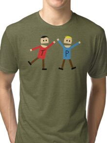 Terrence & Philip - South Park Tri-blend T-Shirt