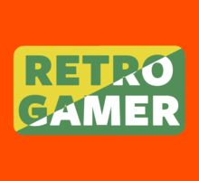 Retro Gamer Kids Tee