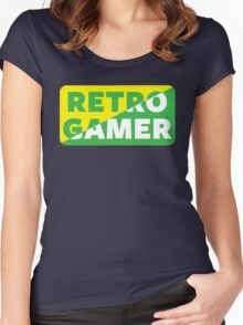 Retro Gamer Women's Fitted Scoop T-Shirt