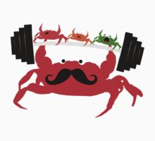 Mr. Crab One Piece - Long Sleeve