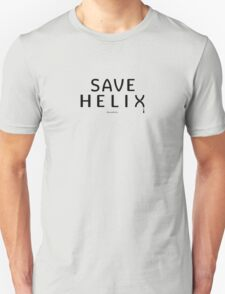 Save Helix Unisex T-Shirt