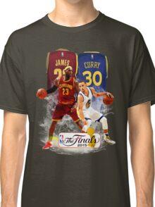 Lebron James vs Stephen Curry Classic T-Shirt