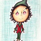 Little Christmas Elf by Rosie Harriott