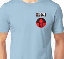 Bagman BioChip and GI Badge Unisex T-Shirt