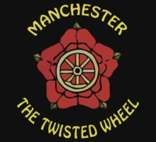 Northern Soul Twisted Wheel Kids Tee