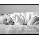 Sleeping Baby by Danielle Knight