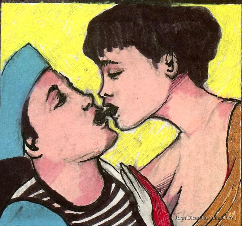 Forbidden Love #2  by John Dicandia ( JinnDoW )