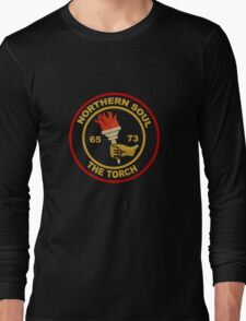 Northern Soul The torch Long Sleeve T-Shirt