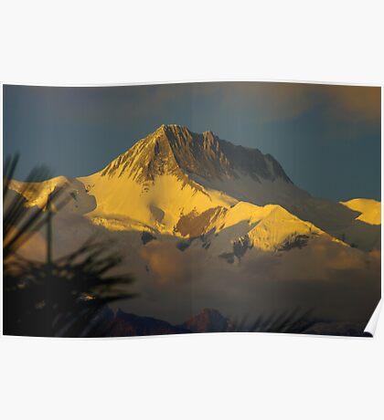 Awe Inspiring Annapurna Poster