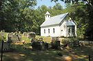 """Cades Cove Missionary Baptist Church""... prints and products by © Bob Hall"