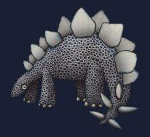 Stegosaurus! Kids Tee