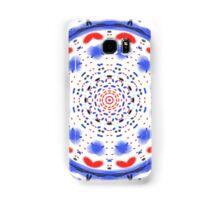 Unique abstract multicolored pattern Samsung Galaxy Case/Skin