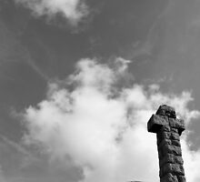 'widgery cross' by DaveButt
