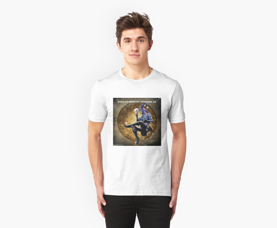 No Title 55 T-Shirt by Headcrime
