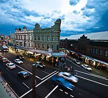 King Street by David Sundstrom