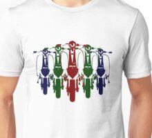 Scooter art 4 Unisex T-Shirt