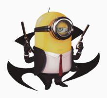 Hit Minion Version 2.0 : Demonic Hit Minion by Mike Bronson