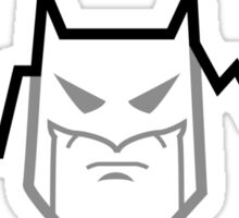 Bat-Monitor Sticker