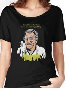 "Walter Bishop - ""I Want to see..."" Fringe- Women's Relaxed Fit T-Shirt"