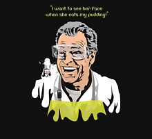 "Walter Bishop - ""I Want to see..."" Fringe- Unisex T-Shirt"