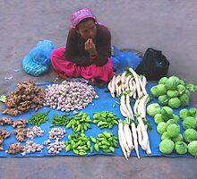 Veggies for Sale by jacqi