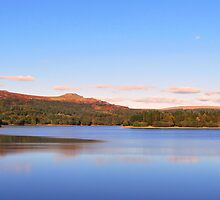 'Burrator peace' by DaveButt
