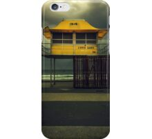 Life Guard Tower iPhone Case/Skin