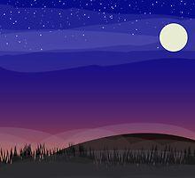 Sunset by avoidperil