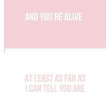 the 1975 you lyrics pink and white by Theorgasmic1975